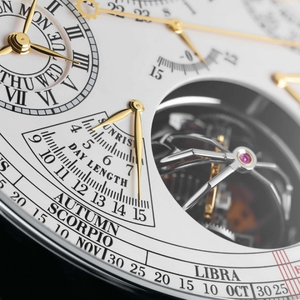 Vacheron Constantin Reference 57260 Is The World's Most Complicated Watch 20
