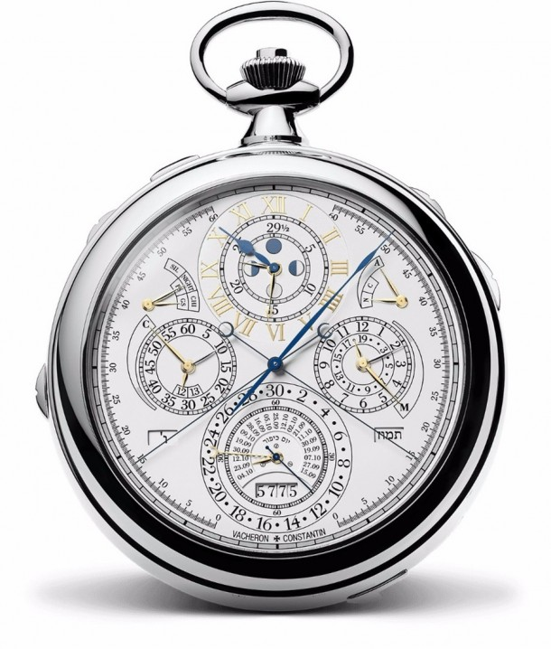 Vacheron Constantin Reference 57260 Is The World's Most Complicated Watch 22
