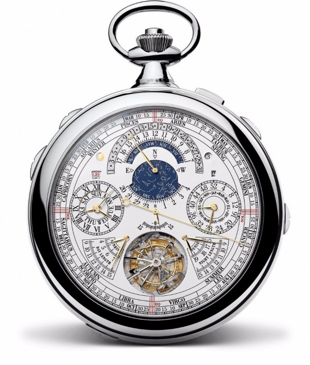 Vacheron Constantin Reference 57260 Is The World's Most Complicated Watch 23