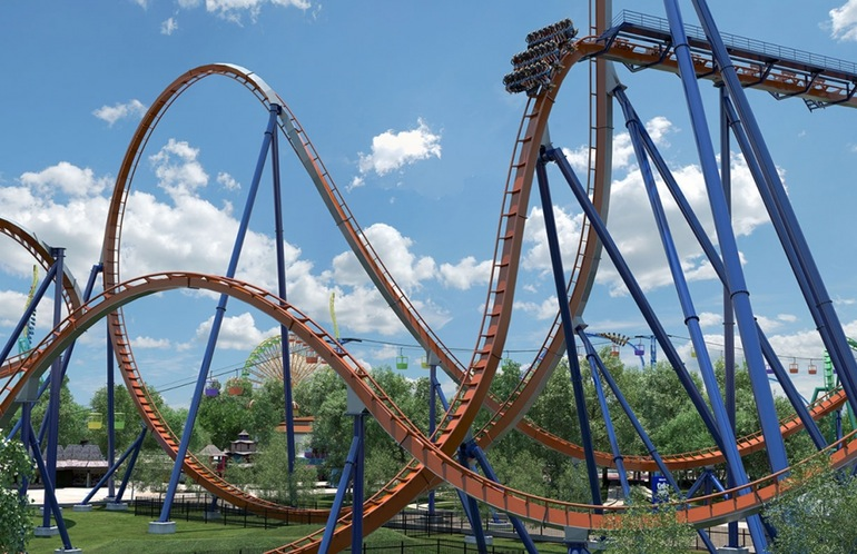 Valravn Rollercoaster Aims At Bagging Records 2