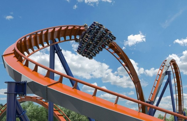 Valravn Rollercoaster Aims At Bagging Records 3