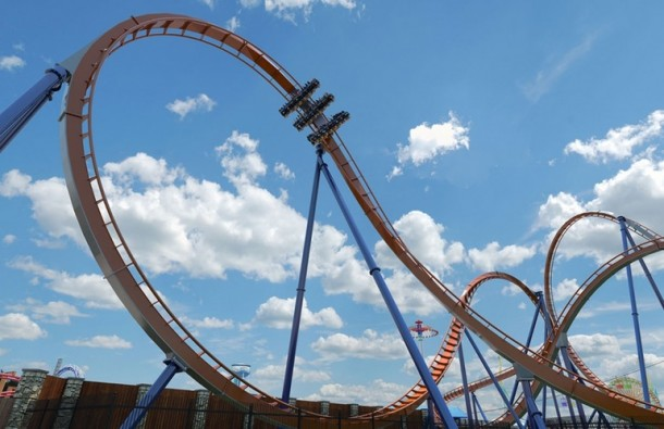 Valravn Rollercoaster Aims At Bagging Records 6