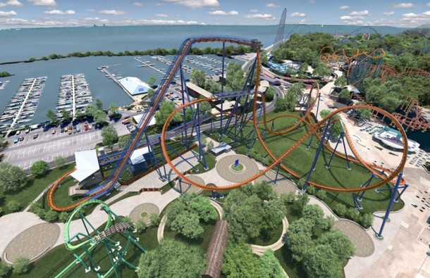 Valravn Rollercoaster Aims At Bagging Records