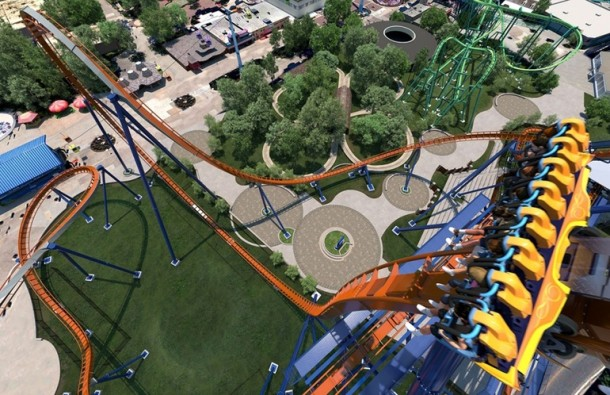 Valravn Rollercoaster Aims At Bagging Records 8