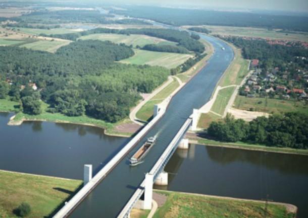 World's 10 Most Amazing Water Bridges