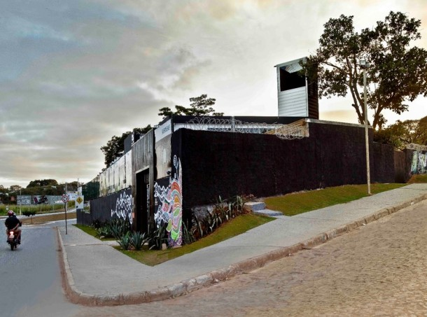 World's Biggest Periscope Created From Shipping Container 2