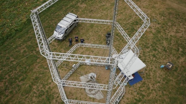 World's Largest Delta 3D Printer 4