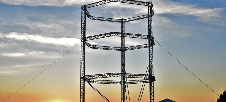World's Largest Delta 3D Printer 6