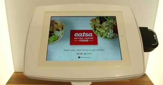 You Can Order Your Food Via iPad In Eatsa Restaurant 4