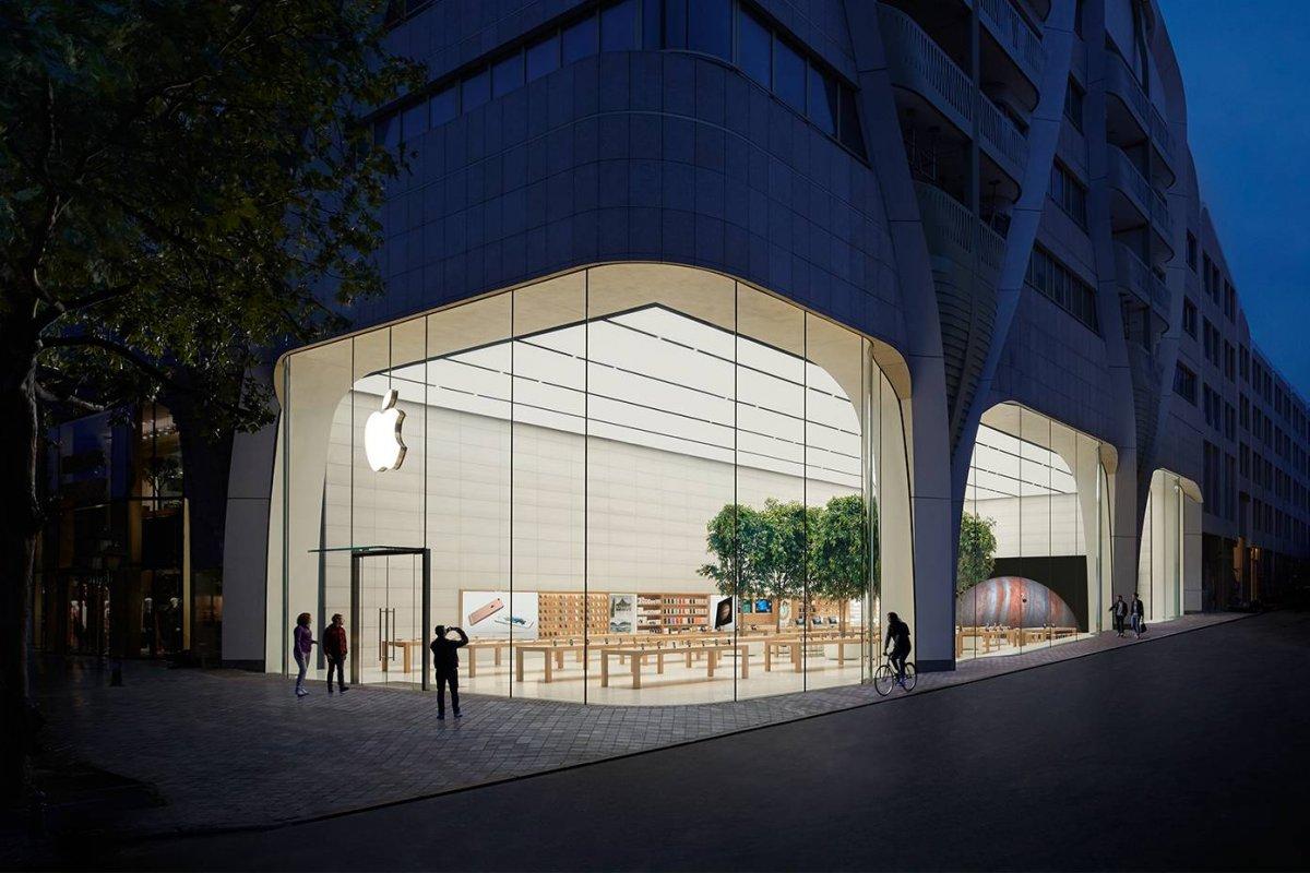 apple store7