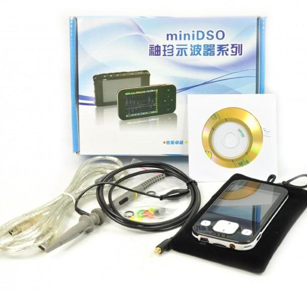 Huhushop(TM) ARM DSO201 as DIY Oscilloscope Kits