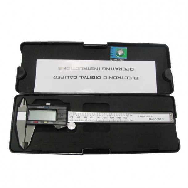 Vernier Caliper by Generic as one of the best digital vernier calipers