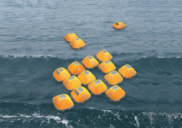floating shelters