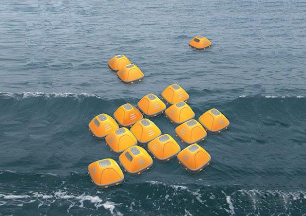floating shelters
