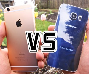 iphone6s vs S6 edge