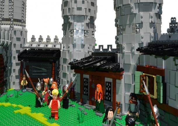 legend of zelda castle