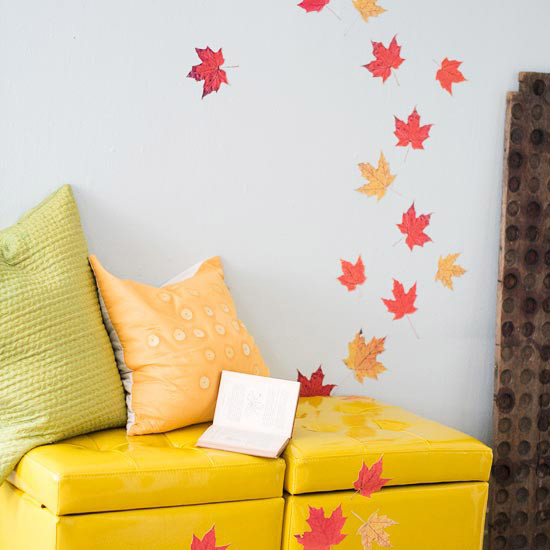19 Wonderful Things You Can Do With Leaves 17