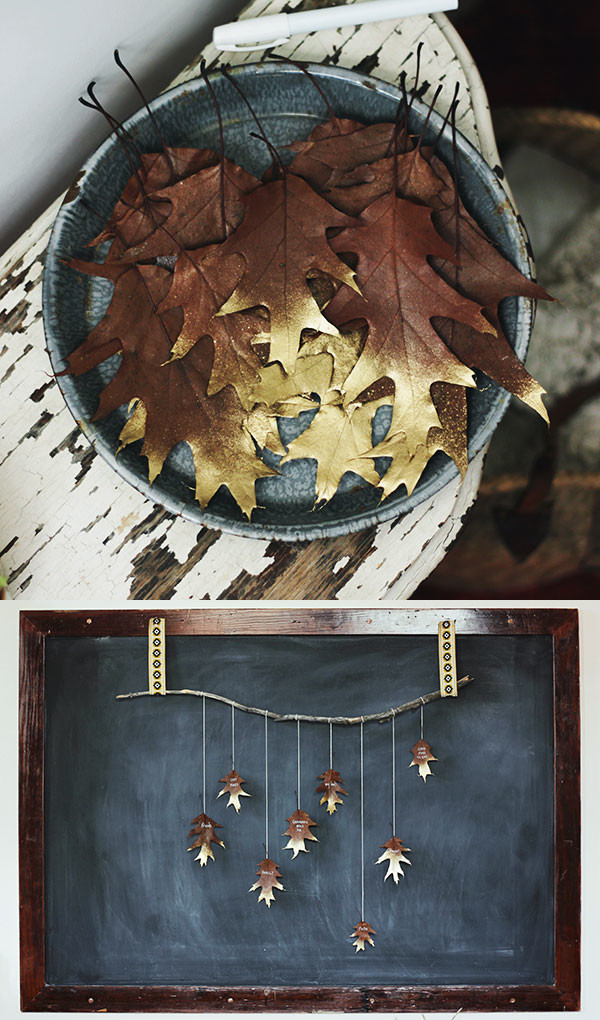 19 Wonderful Things You Can Do With Leaves 5a