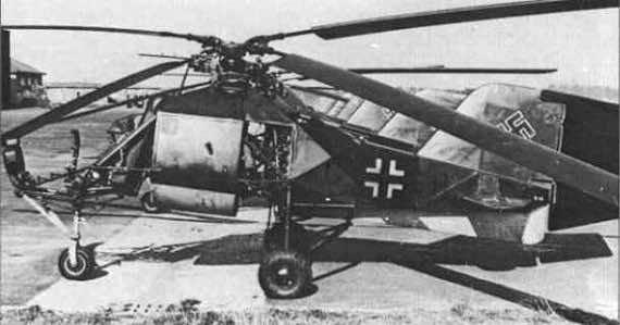 Advanced German weapons World War 22