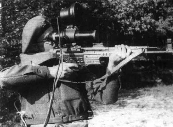Advanced German weapons World War 4