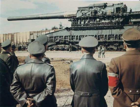 Advanced German weapons World War10
