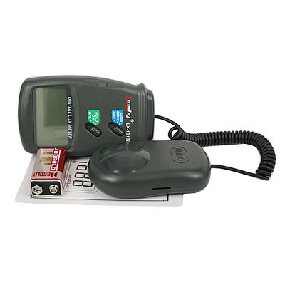 Digital Light Meters LX1010B, 50,000
