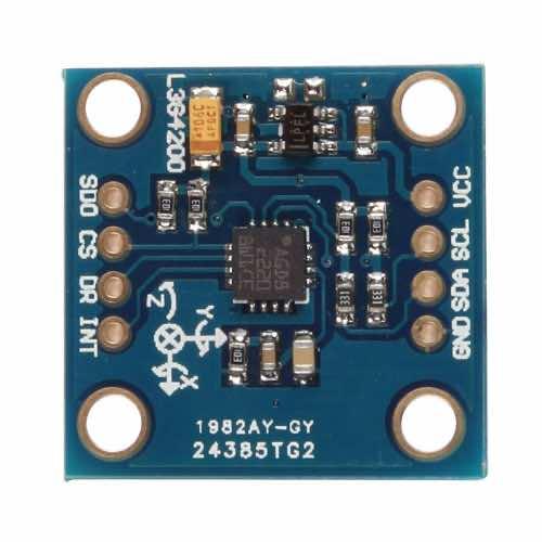 SainSmart L3G4200D Triple-Axis Digital-Output Gyroscope Modules