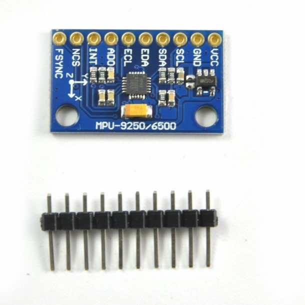 Diymall® Mpu-9250 9dof Module Nine-axis Attitude Gyro Compass Acceleration Magnetic Field Sensor