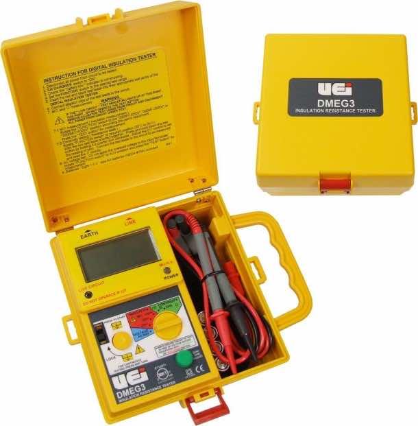 UEI Test Equipment Dmeg3