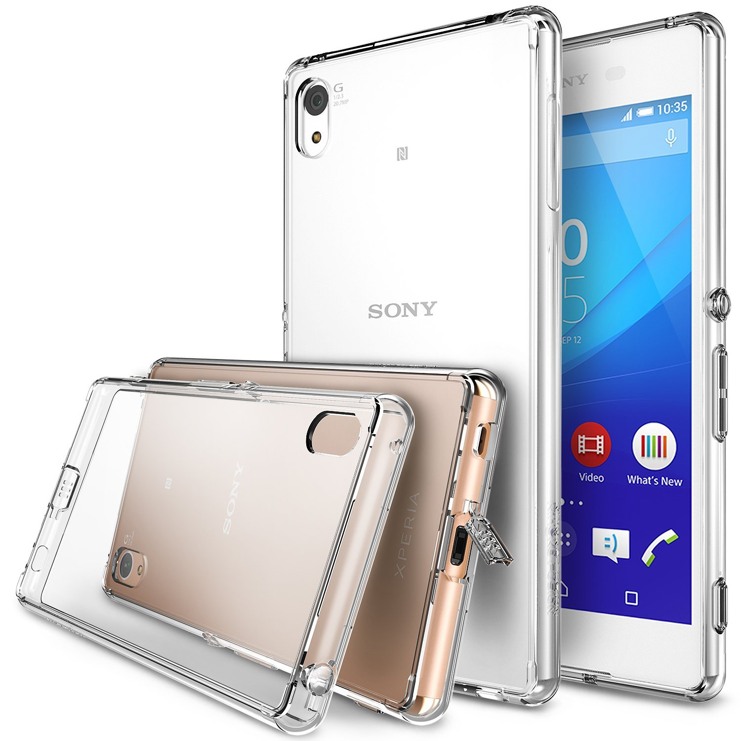 Best cases for Sony Xperia Z3+ (6)