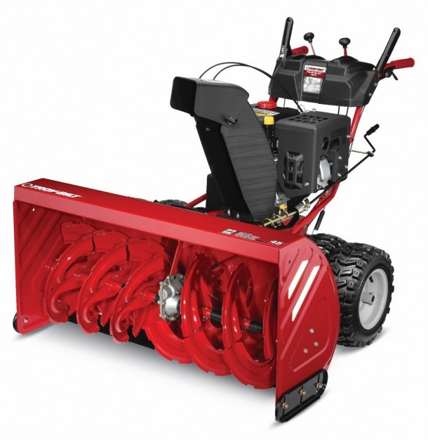 Troy-Bilt Polar Blast 4510 420cc 4-cycle Electric Start Specialty Snow Thrower