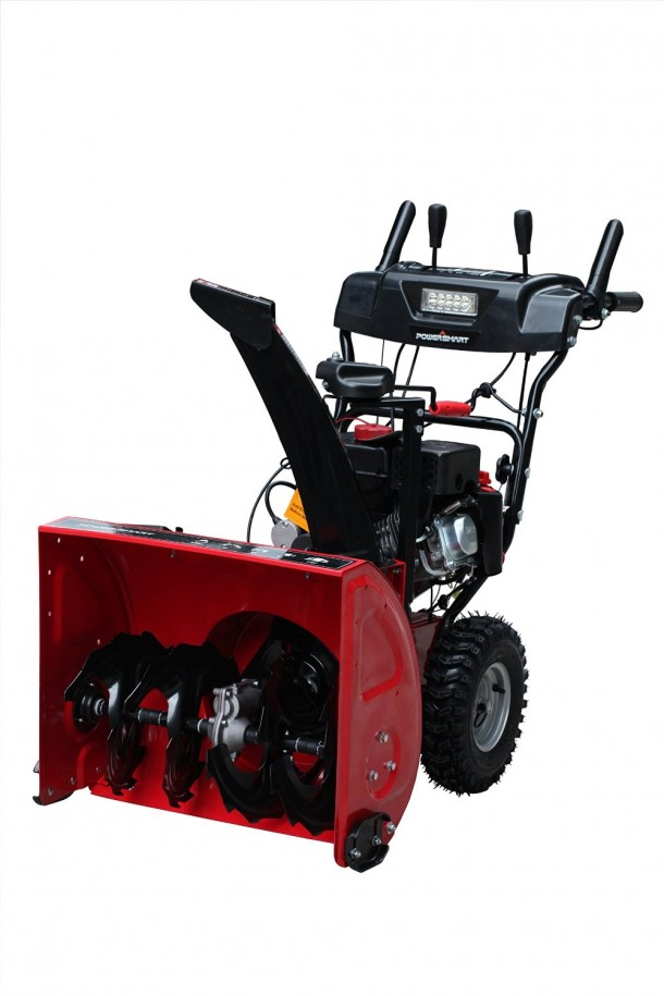 Power Smart DB7103-26 Two Stage Snow Thrower