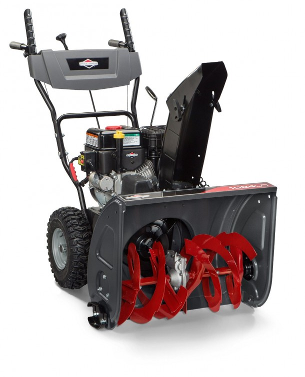 Briggs and Stratton 1696610 Dual-Stage Snow Thrower