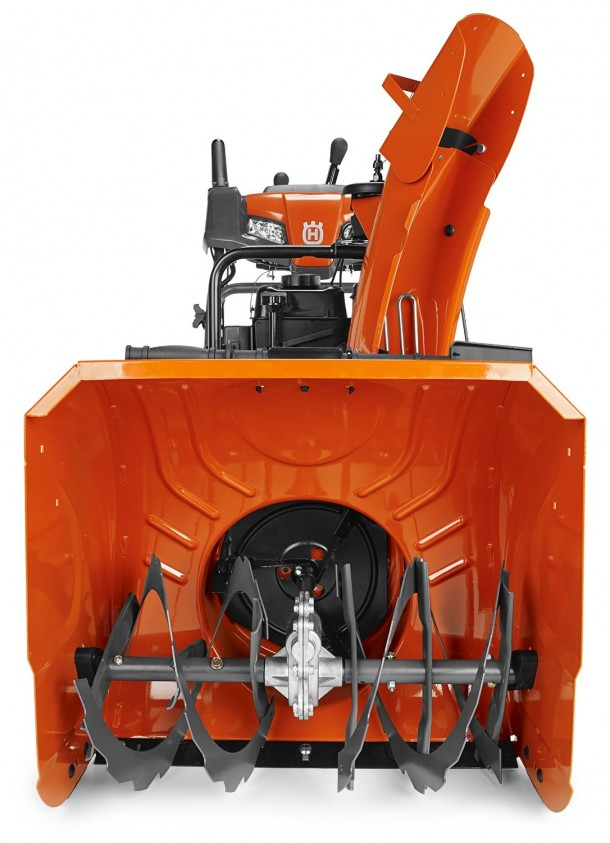 Husqvarna ST224P Snow Throwers for Commercial Use