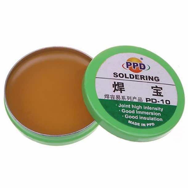 PD-10 Solid Rosin Welding Paste