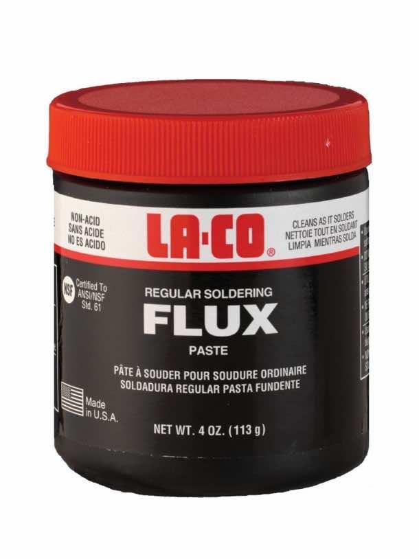 LA-CO Regular Soldering Flux Paste
