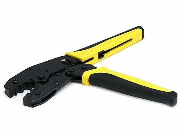 Monoprice 107038 Multi-Function Crimping Tool