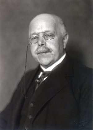 Scientific Identity, Portrait of Walther Nernst
