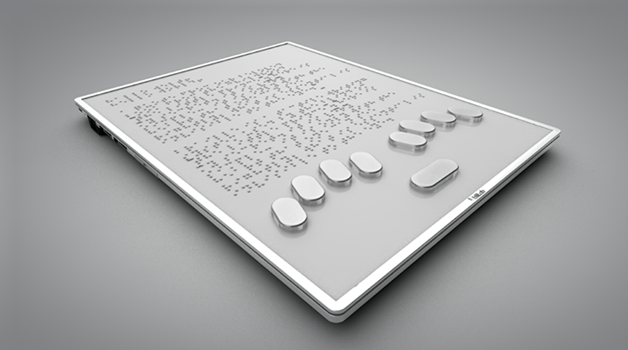 Blitab Braille System3