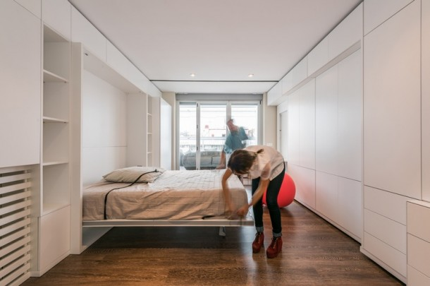 Casa Stella Can Gain A Guest Room Via Pushing A Button 5