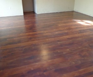 Concrete Wood flooring