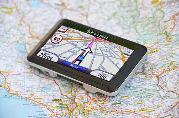 DARPA GPS