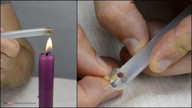 DIY Mini Hot Glue Gun 2