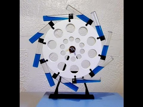Failed attempts for perpetual motion (5)