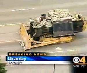 Granby Bulldozer rampage5