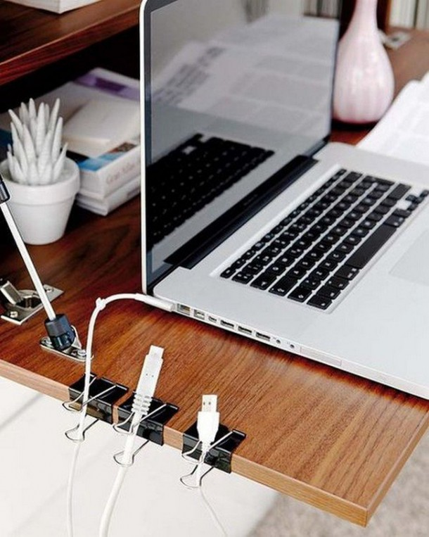 Here Are 15 Ways You Can Organize Your Workspace 6