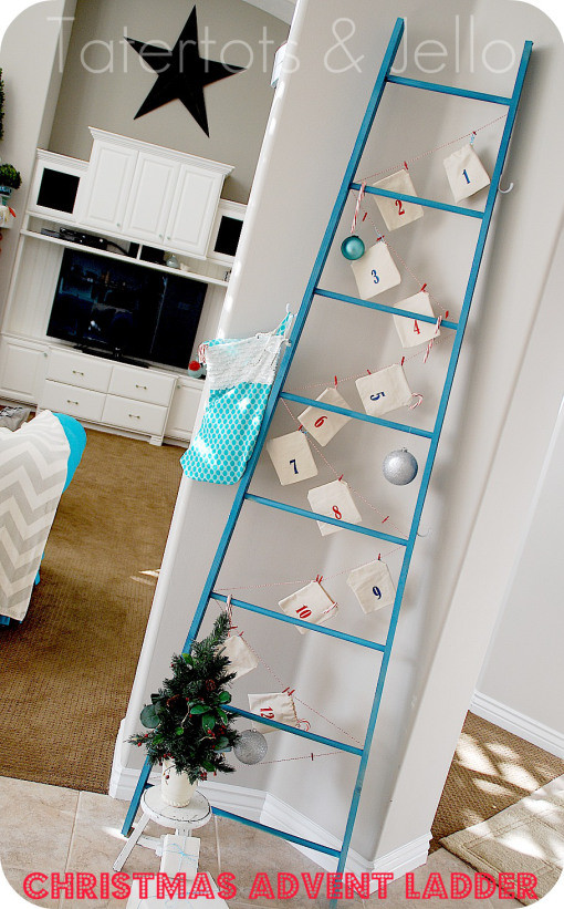 Here Are 21 Ways You Can Use That Old Ladder Of Yours 20