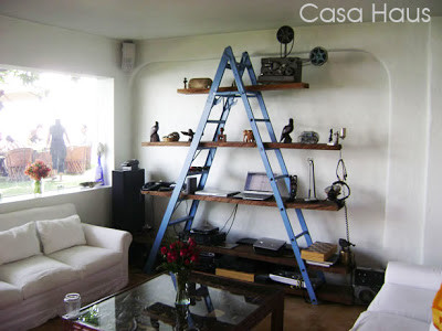 Here Are 21 Ways You Can Use That Old Ladder Of Yours 6