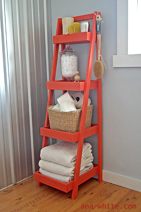 Here Are 21 Ways You Can Use That Old Ladder Of Yours 9