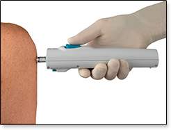 Jet Injector Shoots The Vaccine Shot Right Into Your Muscle 2